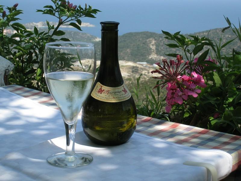 El vino griego, un caldo por conocer