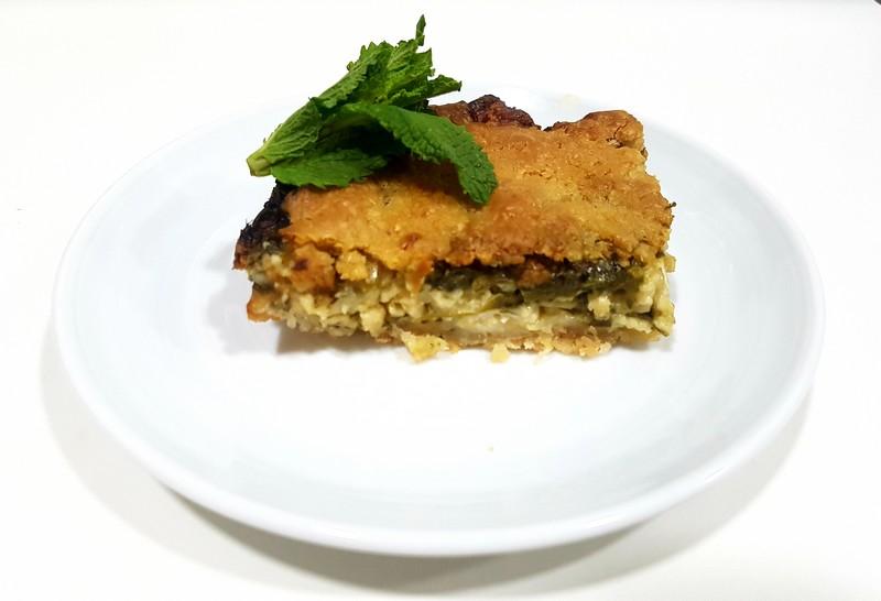 Batzina, otro tipo de empanada